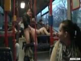 Sex im Linienbus in Süd-Amerika  – Public Porn