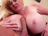 Monstertitten für Tittenfick-Fans – Riesen Brüste ficken
