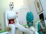 Krankenhaus Latex Porno – Latex-Fetisch