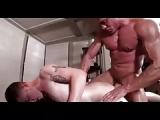 Zwei schwule Männer ficken sich durch