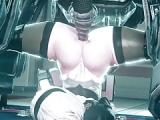 Futuristischer Hentai-Sex – Hentai-Porno