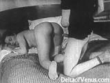 Vintage Porno von 1950 – Vintage Porn 1950