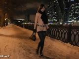 Erotik im Schnee von Moskau